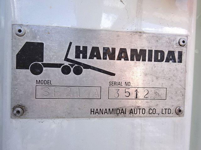 三菱 H20 キャンター 花見台 2台積み キャリアカー 画像19