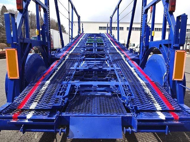 アンチコ H11 アンチコ 6台積みセミトレーラ エアサス 画像10