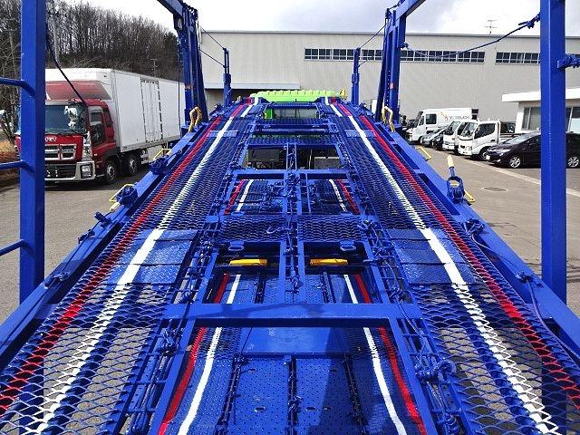アンチコ H11 アンチコ 6台積みセミトレーラ エアサス 画像11