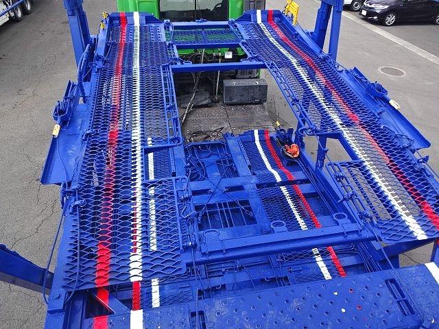 アンチコ H11 アンチコ 6台積みセミトレーラ エアサス 画像12