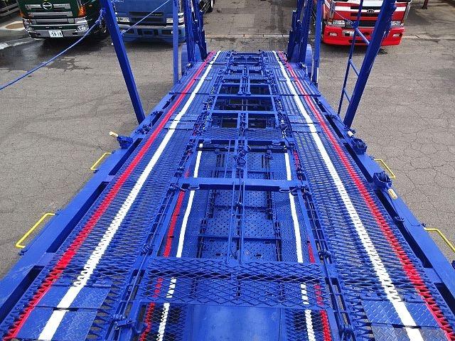アンチコ H11 アンチコ 6台積みセミトレーラ エアサス 画像13