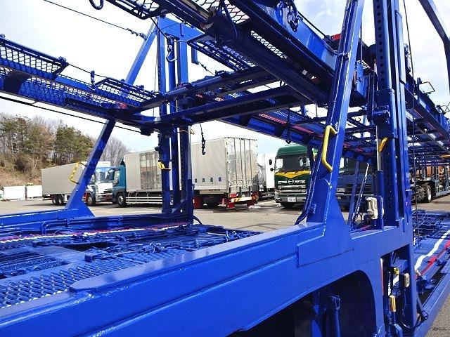 アンチコ H11 アンチコ 6台積みセミトレーラ エアサス 画像20