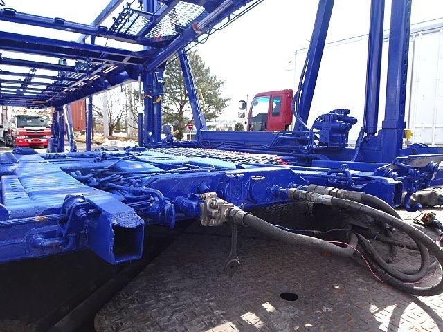 アンチコ H11 アンチコ 6台積みセミトレーラ エアサス 画像22