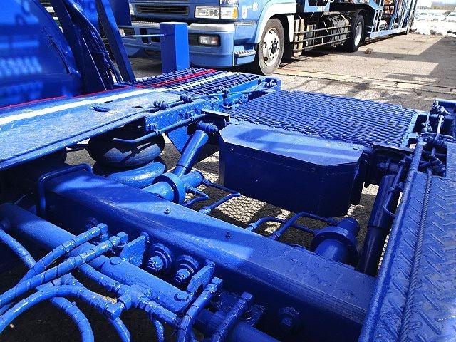 アンチコ H11 アンチコ 6台積みセミトレーラ エアサス 画像23