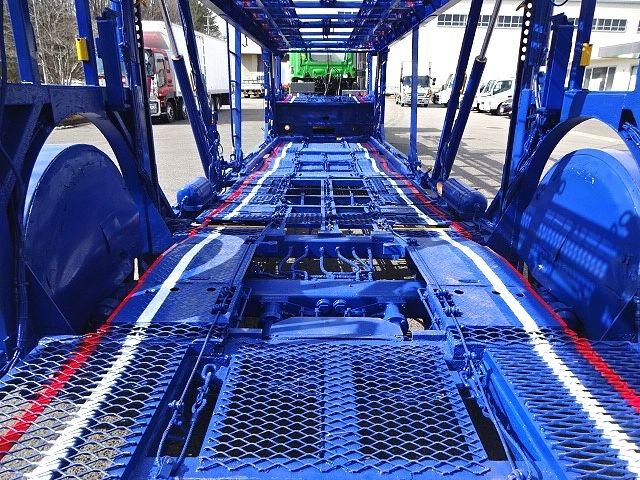 アンチコ H11 アンチコ 6台積みセミトレーラ エアサス 画像9