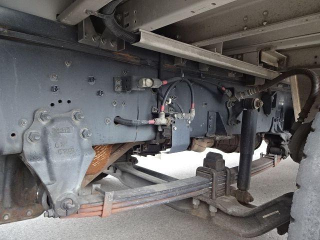 いすゞ H20 ギガ ハイルーフ 4軸低床アルミウィング 画像17