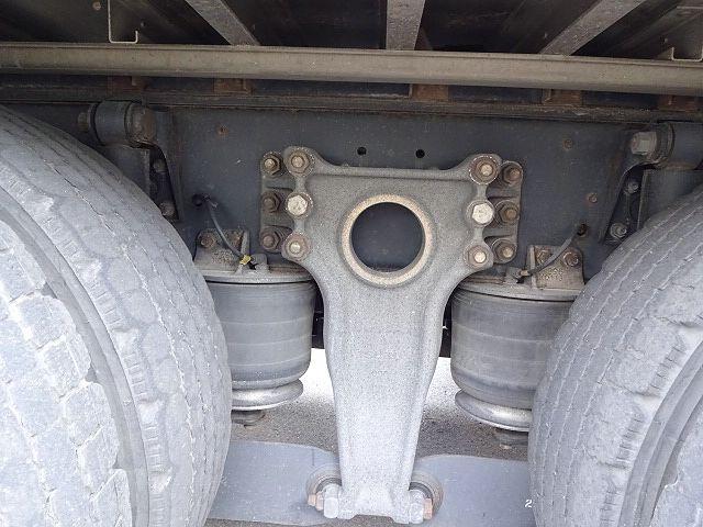 いすゞ H20 ギガ ハイルーフ 4軸低床アルミウィング 画像20