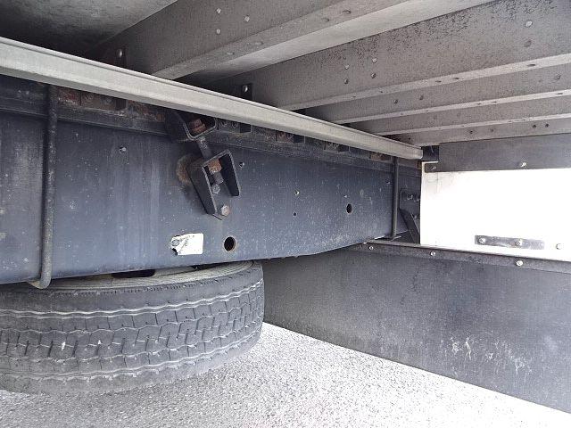 いすゞ H20 ギガ ハイルーフ 4軸低床アルミウィング 画像21
