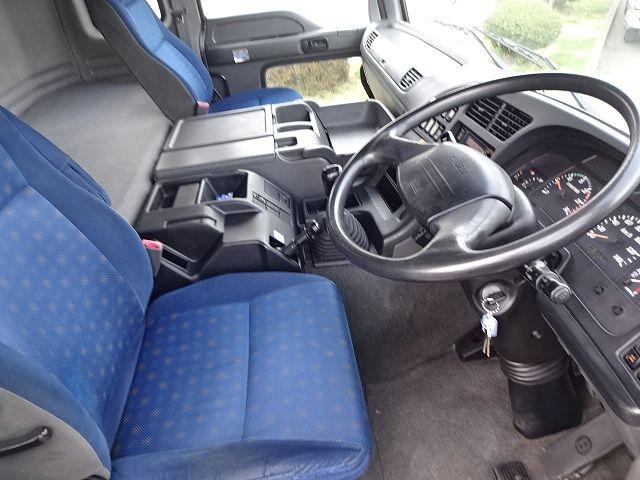 いすゞ H20 ギガ ハイルーフ 4軸低床アルミウィング 画像23
