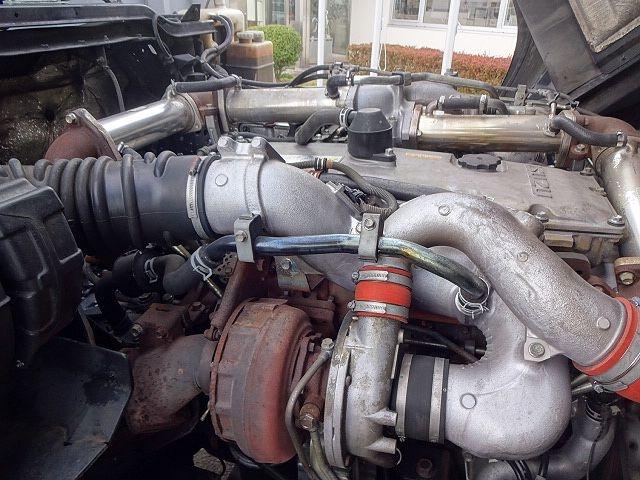 いすゞ H20 ギガ ハイルーフ 4軸低床アルミウィング 画像29
