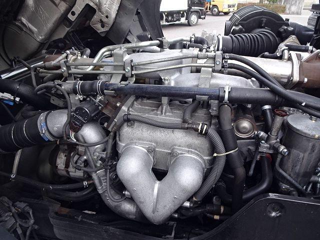 いすゞ H20 ギガ ハイルーフ 4軸低床アルミウィング 画像30