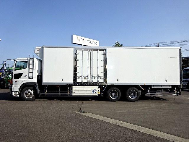 日野 H16 プロフィア 低温冷凍車 実走59.6万km 画像4
