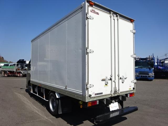 三菱 H20 キャンター 標準ロング アルミバン4WD 画像6
