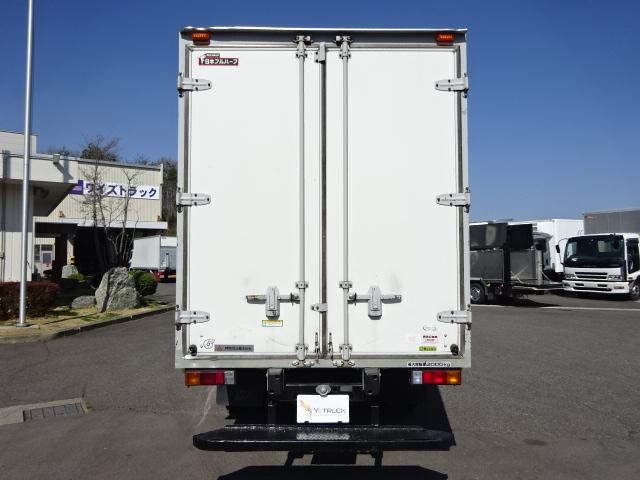 三菱 H20 キャンター 標準ロング アルミバン4WD 画像7