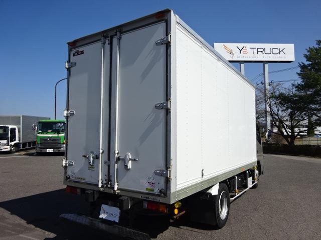三菱 H20 キャンター 標準ロング アルミバン4WD 画像8