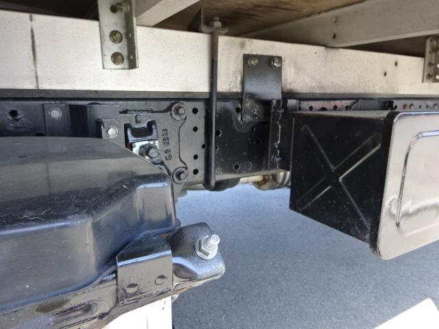 三菱 H20 キャンター 標準ロング アルミバン4WD 画像16