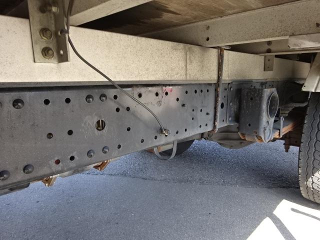 三菱 H20 キャンター 標準ロング アルミバン4WD 画像17