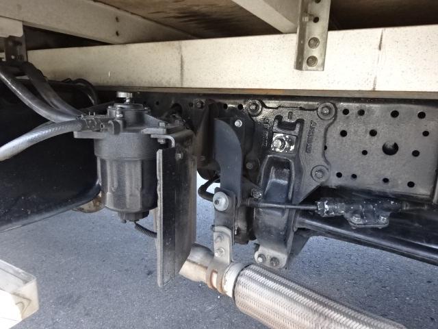 三菱 H20 キャンター 標準ロング アルミバン4WD 画像18