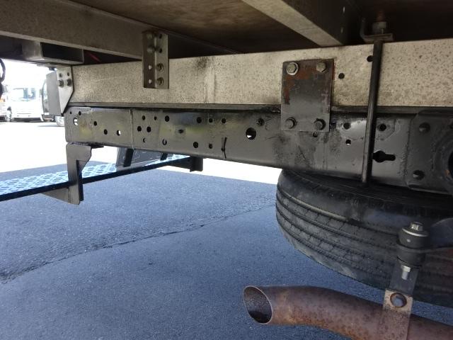 三菱 H20 キャンター 標準ロング アルミバン4WD 画像19