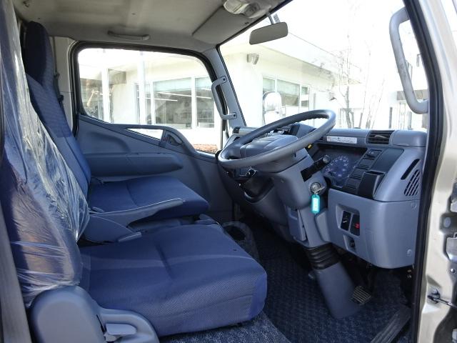 三菱 H20 キャンター 標準ロング アルミバン4WD 画像23