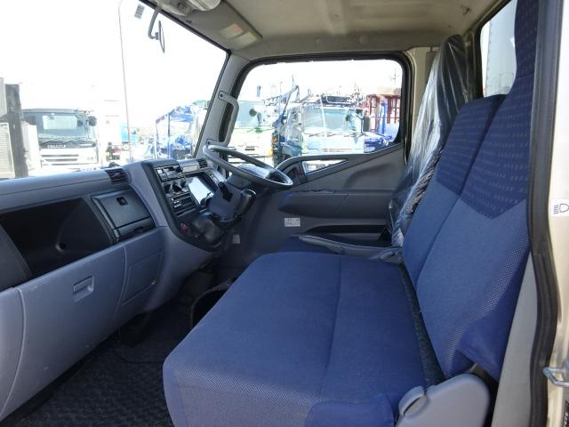 三菱 H20 キャンター 標準ロング アルミバン4WD 画像24
