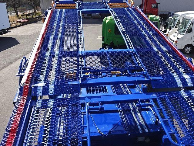 その他 H21 ハマナ 5台積みセミトレーラ エアサス 画像13