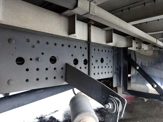 いすゞ フォワード セミワイド アルミウィング 格納PG 画像13