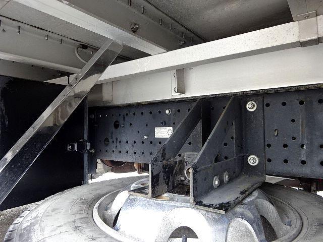 いすゞ フォワード セミワイド アルミウィング 格納PG 画像14