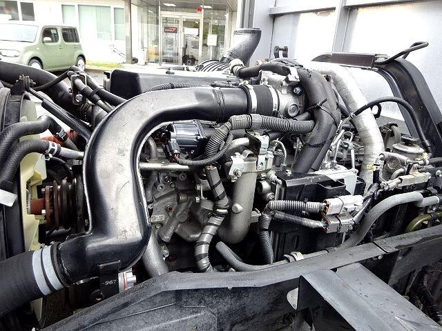 いすゞ フォワード セミワイド アルミウィング 格納PG 画像16