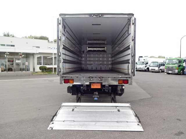 三菱 H24 ファイター フルワイド低温冷凍車 格納PG 画像10