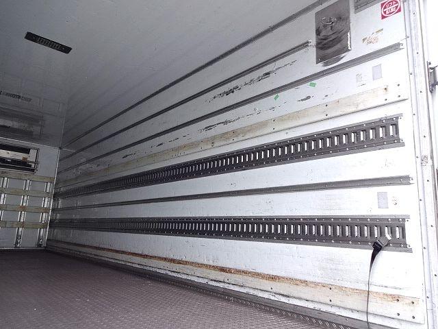三菱 H24 ファイター フルワイド低温冷凍車 格納PG 画像13