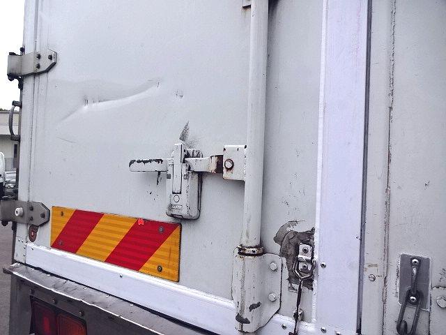 三菱 H24 ファイター フルワイド低温冷凍車 格納PG 画像15