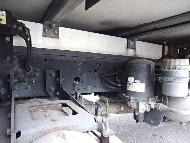 三菱 H24 ファイター フルワイド低温冷凍車 格納PG 画像16