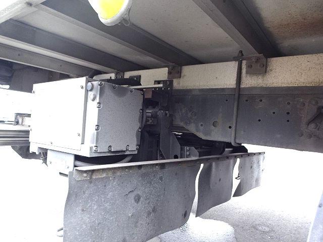三菱 H24 ファイター フルワイド低温冷凍車 格納PG 画像18