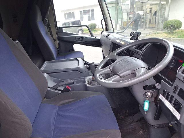 三菱 H24 ファイター フルワイド低温冷凍車 格納PG 画像19