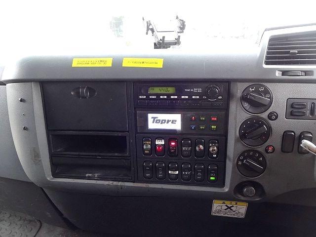三菱 H24 ファイター フルワイド低温冷凍車 格納PG 画像22