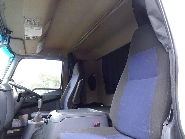 三菱 H24 ファイター フルワイド低温冷凍車 格納PG 画像25