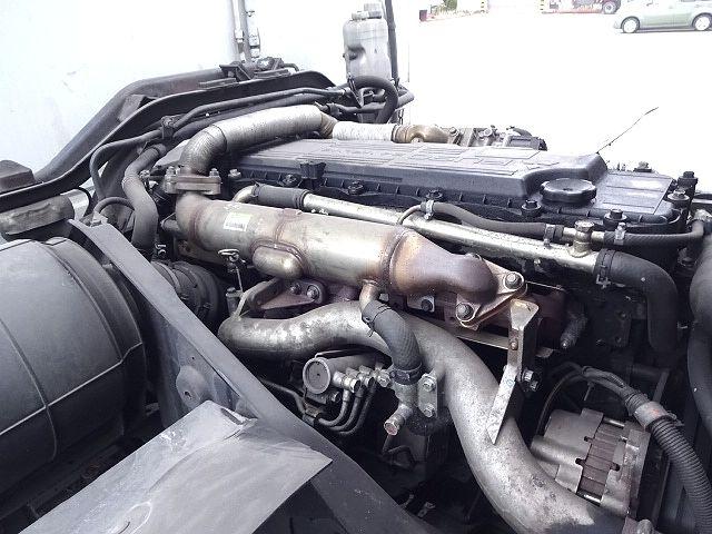 三菱 H24 ファイター フルワイド低温冷凍車 格納PG 画像27