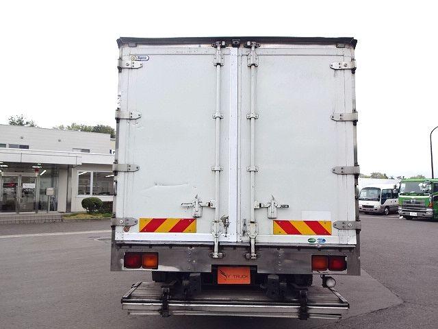 三菱 H24 ファイター フルワイド低温冷凍車 格納PG 画像8