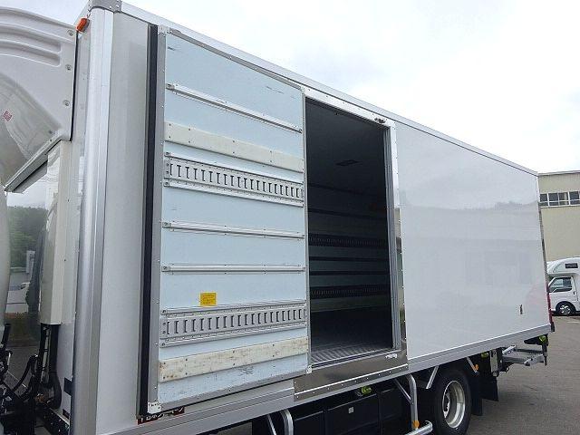 いすゞ H29 フォワード フルワイド低温冷凍車 格納PG 画像10