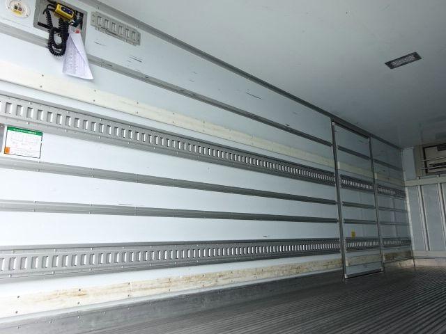 いすゞ H29 フォワード フルワイド低温冷凍車 格納PG 画像12
