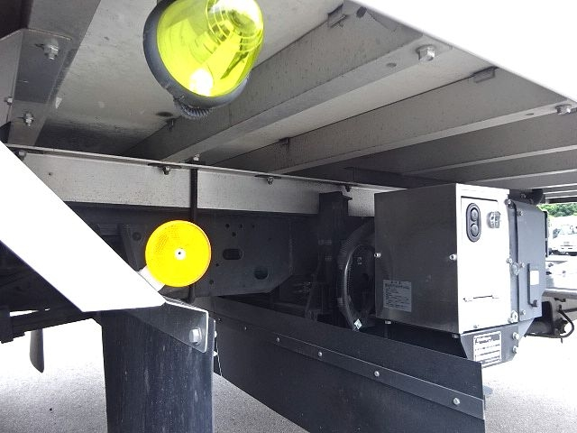 いすゞ H29 フォワード フルワイド低温冷凍車 格納PG 画像20