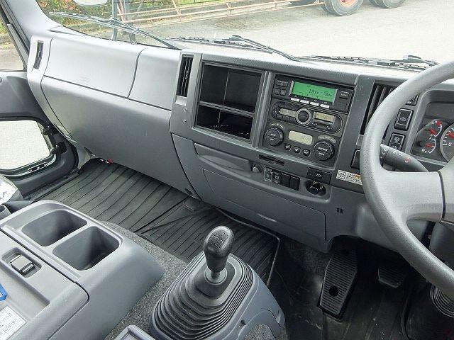 いすゞ H29 フォワード フルワイド低温冷凍車 格納PG 画像24