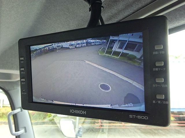 いすゞ H29 フォワード フルワイド低温冷凍車 格納PG 画像25