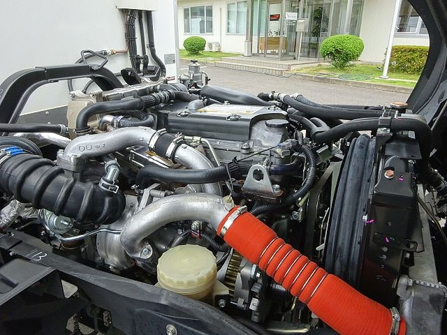 いすゞ H29 フォワード フルワイド低温冷凍車 格納PG 画像28