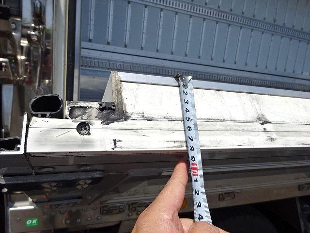 UD H27 クオン 4軸冷凍ウィング サブエンジン ☆ 画像10