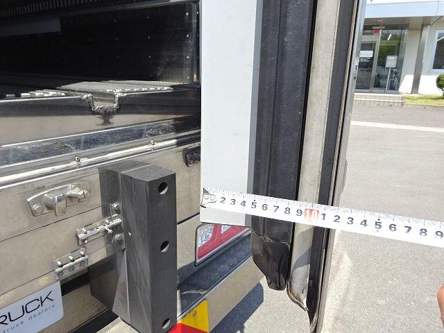 UD H27 クオン 4軸冷凍ウィング サブエンジン ☆ 画像12