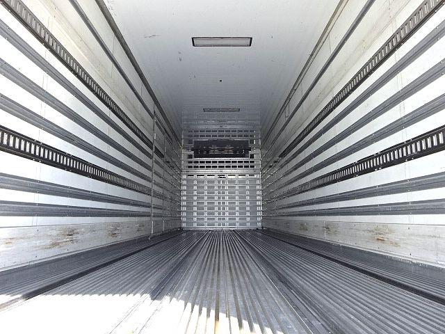 三菱 H24 スーパーグレート 3軸冷凍車 サイド観音扉 画像11