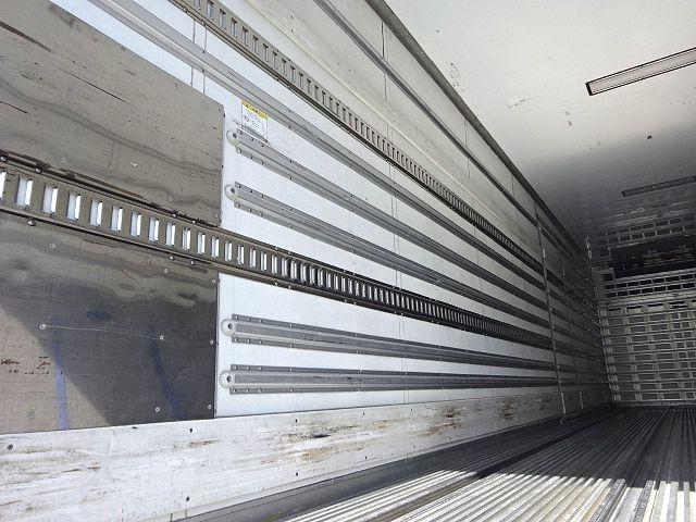 三菱 H24 スーパーグレート 3軸冷凍車 サイド観音扉 画像12