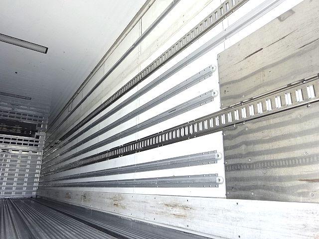 三菱 H24 スーパーグレート 3軸冷凍車 サイド観音扉 画像13